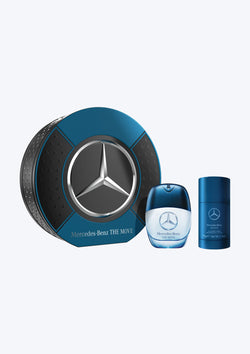 Gift Set Mercedes-Benz The Move EDT
