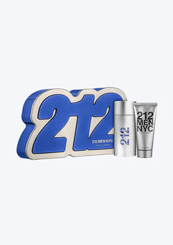Gift Set Carolina Herrera 212 Men