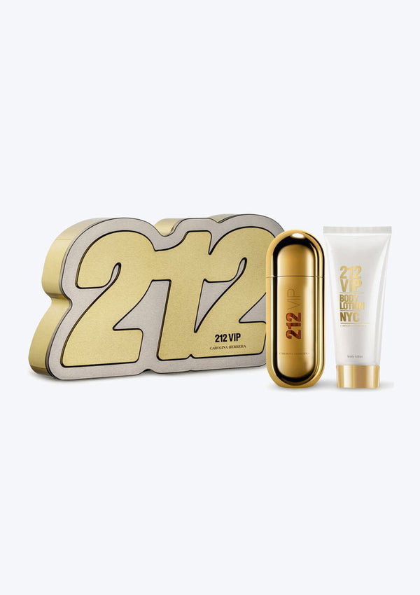 Gift Set Carolina Herrera 212 VIP EDP