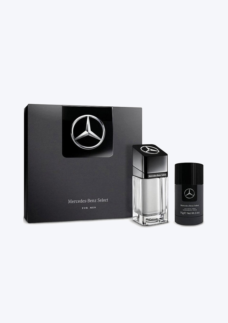 Gift Set Mercedes-Benz Select EDT