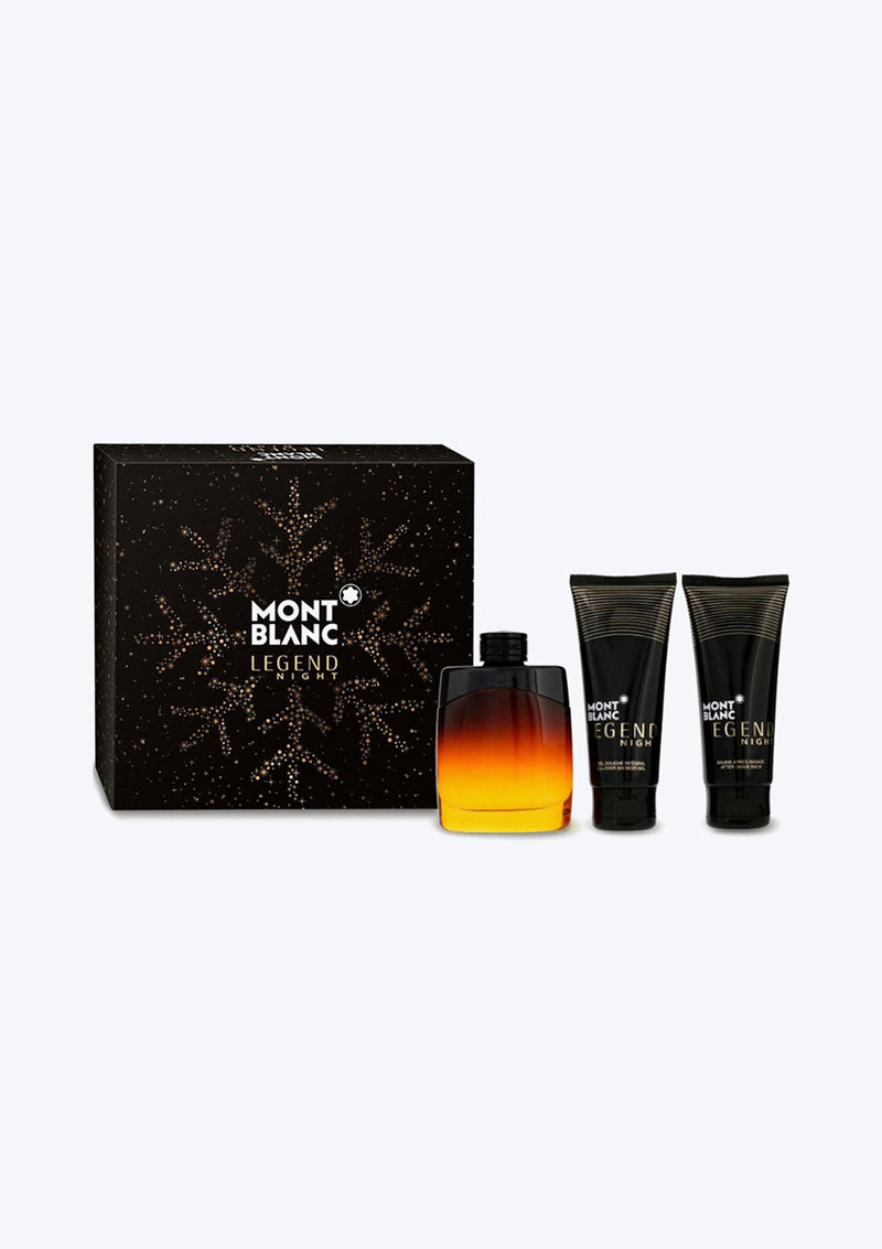 Gift Set Montblanc Legend Night EDP