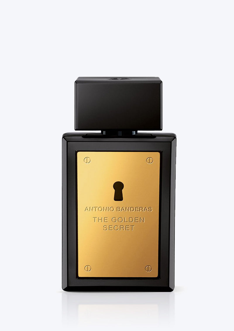 Antonio Banderas Golden Secret EDT - Paris France Beauty