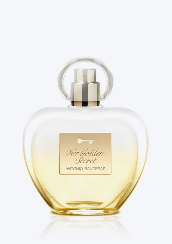 Antonio Banderas Her Golden Secret EDT (For Women) - Paris France Beauty
