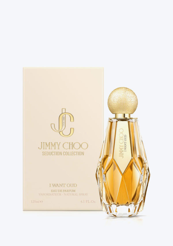 [NEW] Jimmy Choo Seduction Collection I Want Oud EDP 125ml
