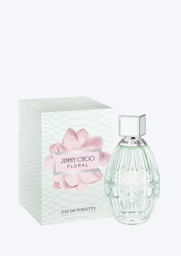 JIMMY CHOO <br> FLORAL [EDT] 90ML <br> (New 2019)