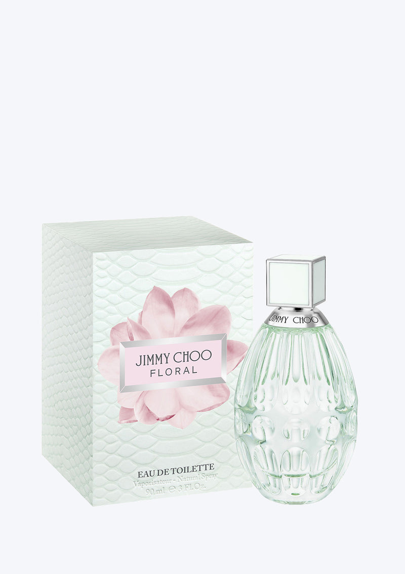 JIMMY CHOO <br> FLORAL EDT (1626382860341)