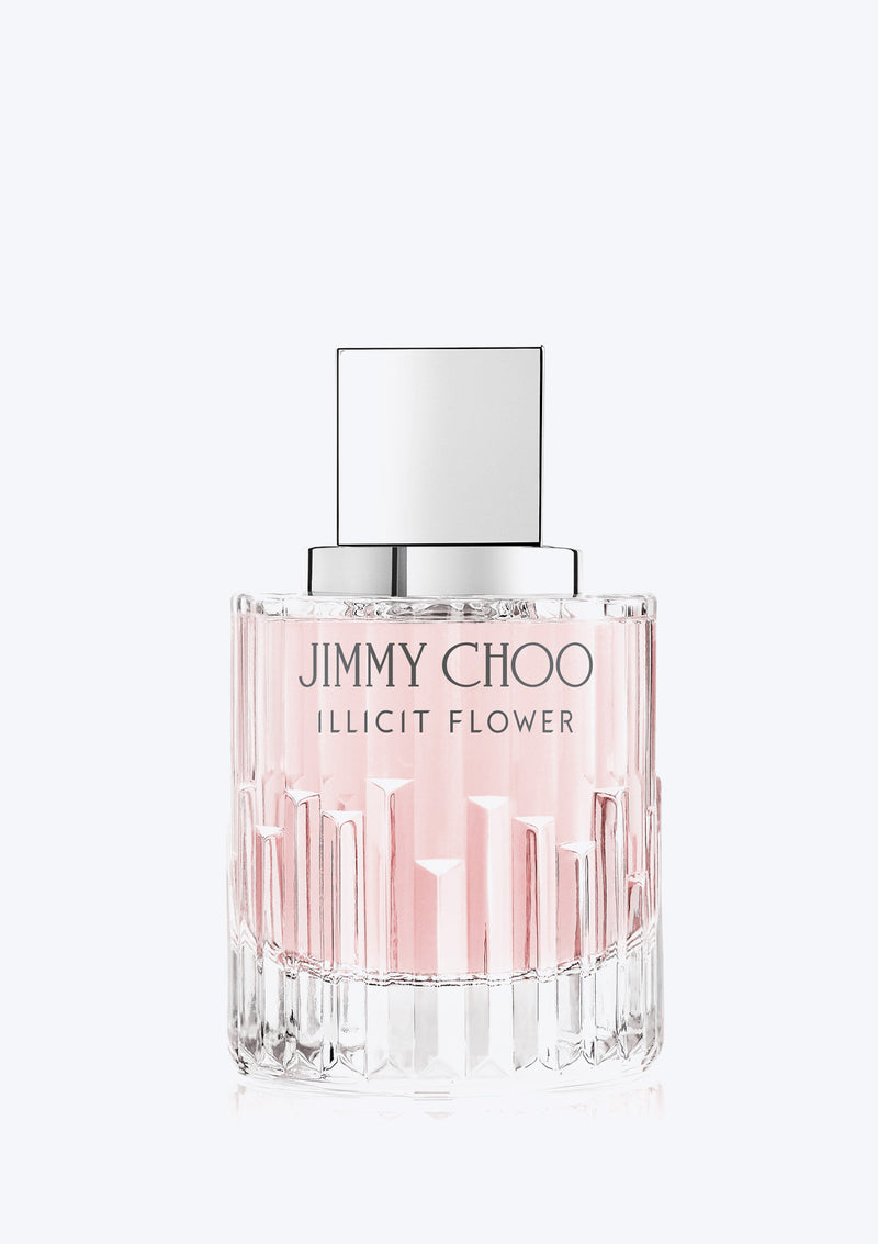 JIMMY CHOO <br>ILLICIT FLOWER 100ML EDT<br>(Timeless Collection)