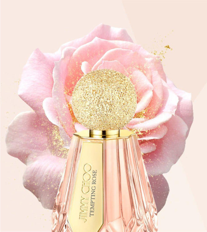 [PRE-ORDER] Jimmy Choo Seduction Collection Tempting Rose EDP 125ml