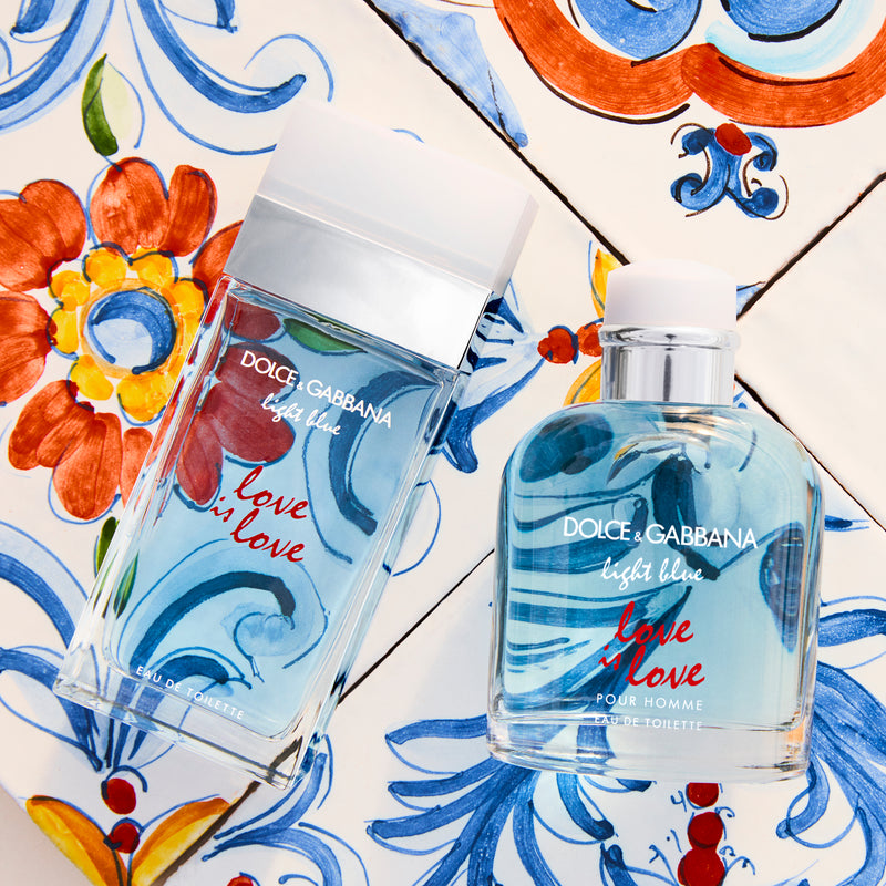 Dolce&Gabbana Light Blue Love Is Love EDT (For Women)