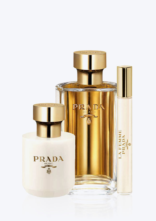 Gift Set Prada La Femme EDP - Paris France Beauty