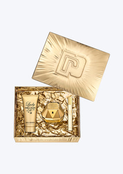Gift Set Paco Rabanne Lady Million EDP