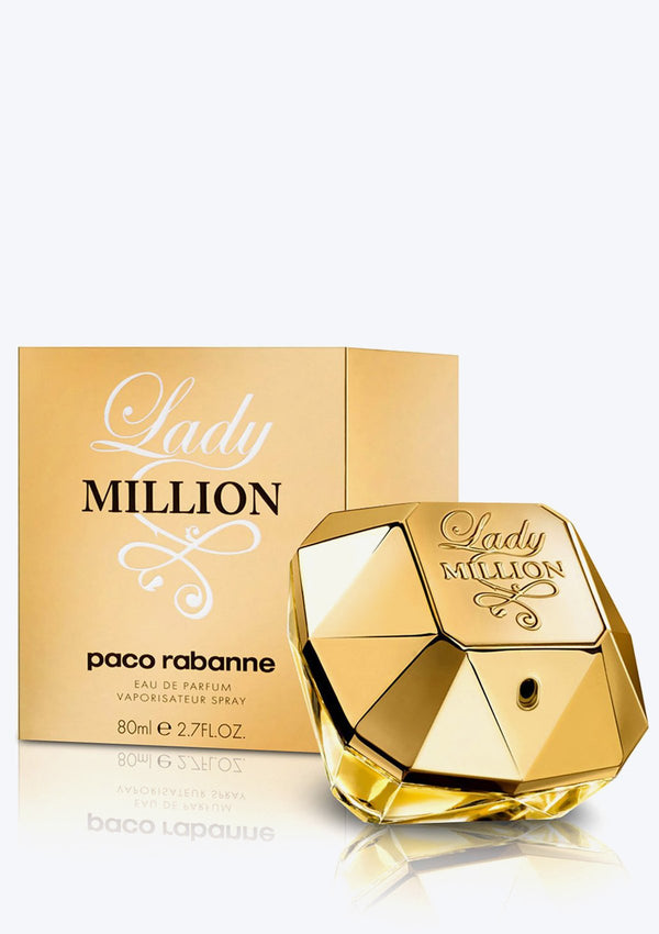 Paco Rabanne Lady Million EDP - Paris France Beauty