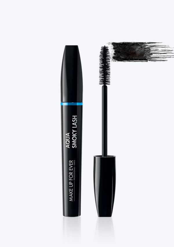 Make Up For EVer Aqua Smoky Wtp Mascara Lash Extra Black Mascara 7ml