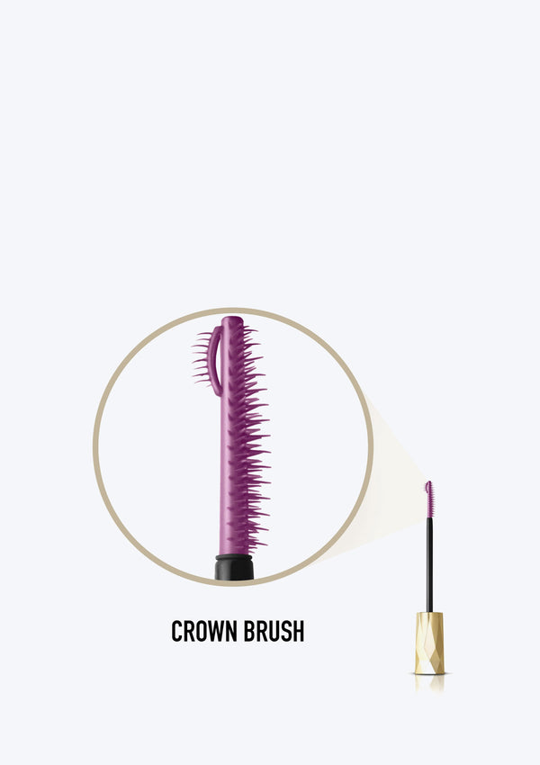 MAX FACTOR X <br>MASTERPIECE LASH CROWN MASCARA BLACK BROWN (5592848334998)
