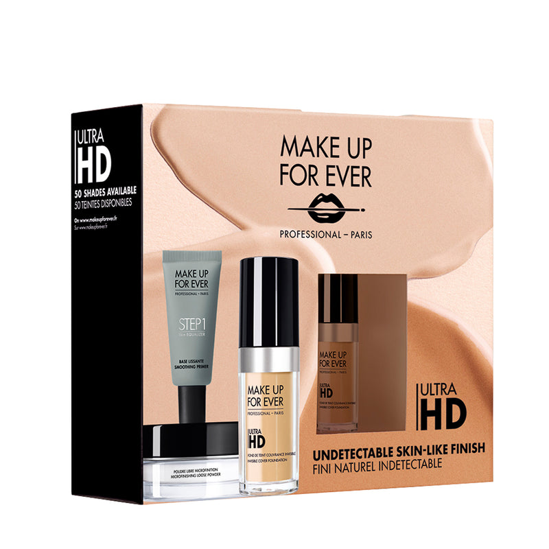 MAKE UP FOR EVER <br> ULTRA HD KIT <br>(Limited Edition 2020) (4835848061063)