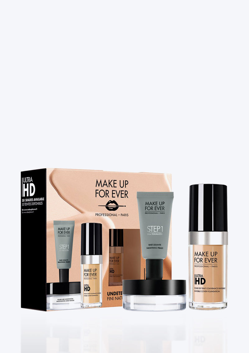 Make Up For Ever Ultra HD Kit (Limited Edition 2020) (trị giá 2.265.000 VND)
