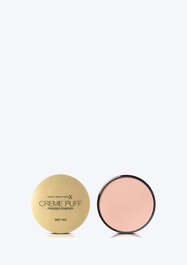 MAX FACTOR<br>CREME PUFF<br>Pressed Compact Powder