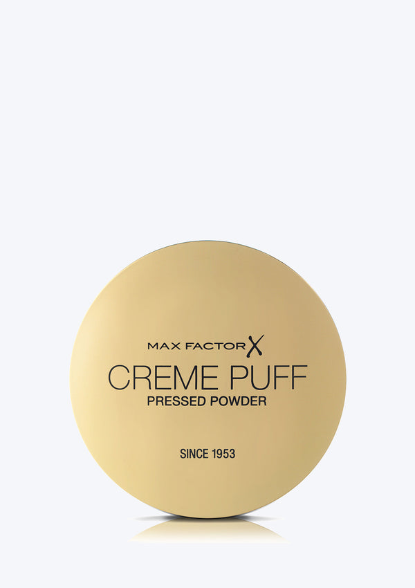 MAX FACTOR<br>CREME PUFF<br>Pressed Compact Powder (4992196542599)