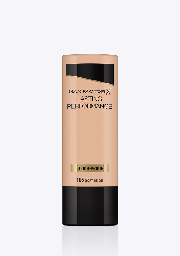 MAX FACTOR<br>LASTING PERFORMANCE<br>Liquid Foundation