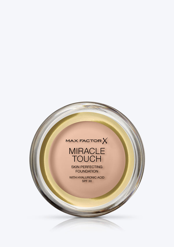 MAX FACTOR<br>MIRACLE TOUCH<br> Compact Foundation (4991472533639)