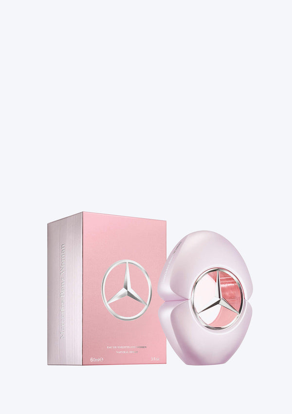 MERCEDES-BENZ <br> WOMEN - THE STAR FRAGRANCE 60ML [EDT]  <br> (New Arrival 2019)