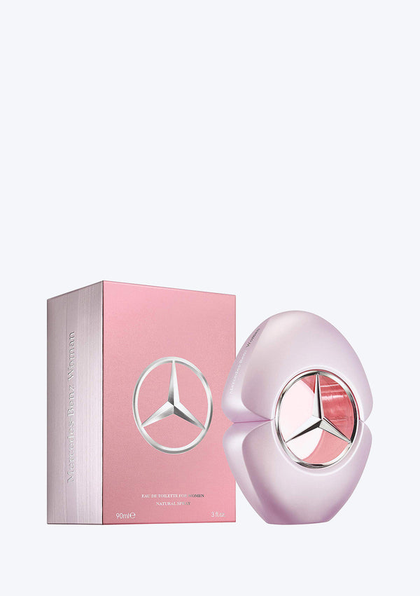 MERCEDES-BENZ <br> WOMEN - THE STAR FRAGRANCE 90ML [EDT] <br> (New Arrival 2019)