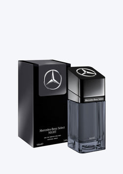 MERCEDES-BENZ <br> SELECT NIGHT [EDP]  <br> (New Arrival 2019)
