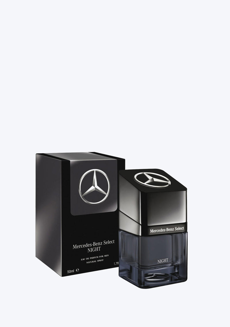 MERCEDES-BENZ <br> SELECT NIGHT [EDP]  <br> (New Arrival 2019) (4362927407239)