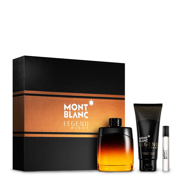 MONTBLANC <br> LEGEND NIGHT EDP 100ML <br>(XMAS SET 2019)