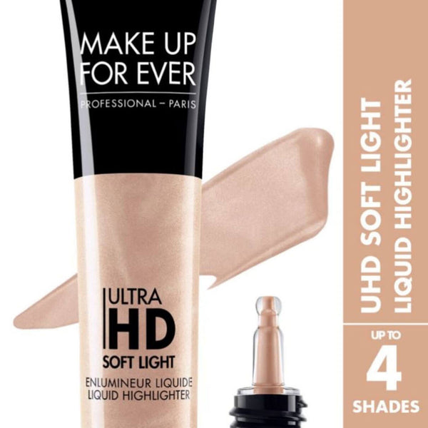 MAKE UP FOR EVER <br> Ultra HD Soft Light 12Ml (1614922448949)