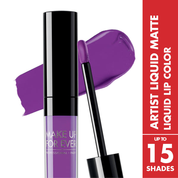 MAKE UP FOR EVER <br> Artist Liquid Matte 2.5Ml