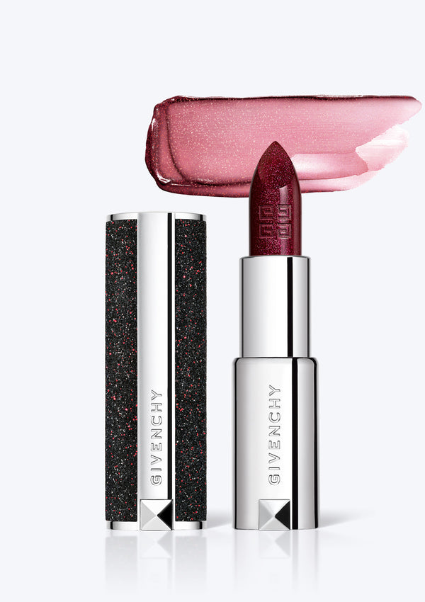 Givenchy Le Rouge Night Noir Sheer Finish Sparkling Color