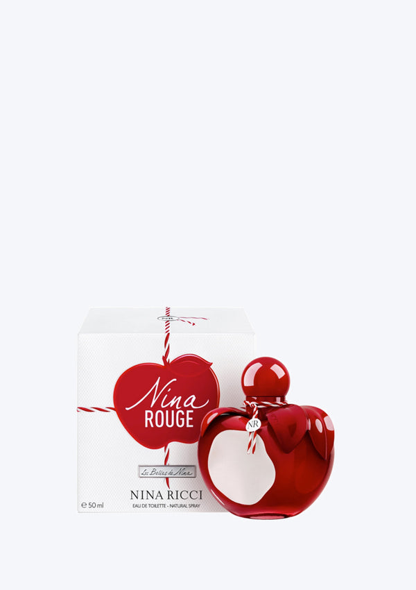 NINA RICCI <br> NINA ROUGE [EDT] 50ML<br> (Newest 2020)