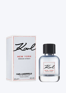 [PRE-ORDER] Karl Lagerfeld New York Mercer Street EDT (For Men) - Paris France Beauty