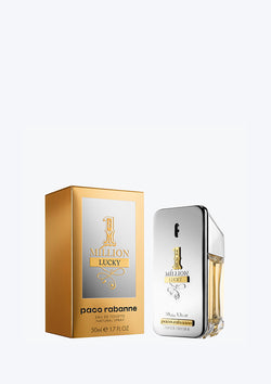 PACO RABANNE <br> 1 MILLION LUCKY [EDT]<br>(The fragrance for men) (4368519233671)