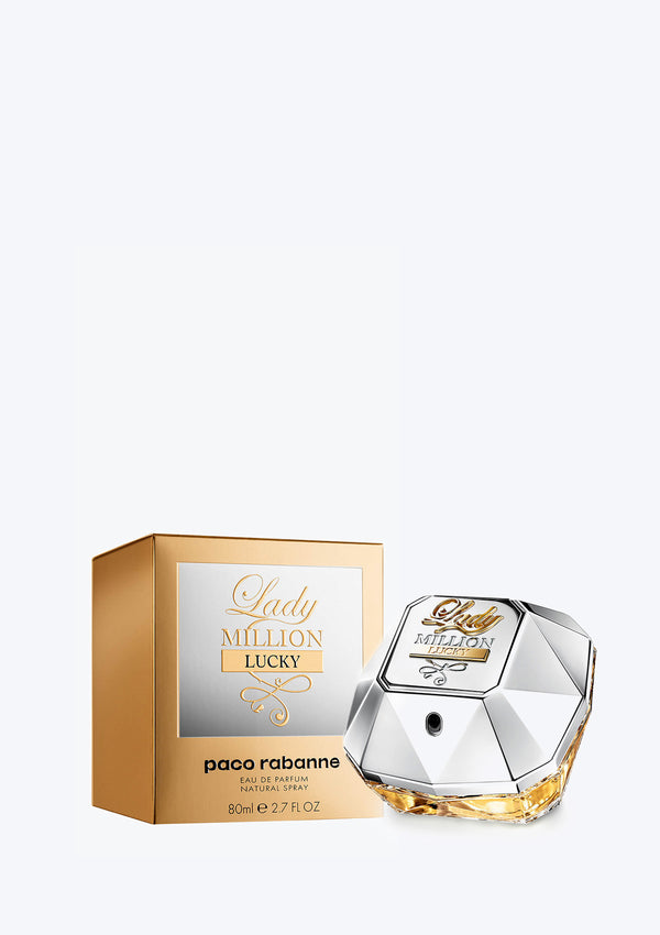 PACO RABANNE <br> LADY MILLION LUCKY [EDP]<br>(The Fragrance for women)