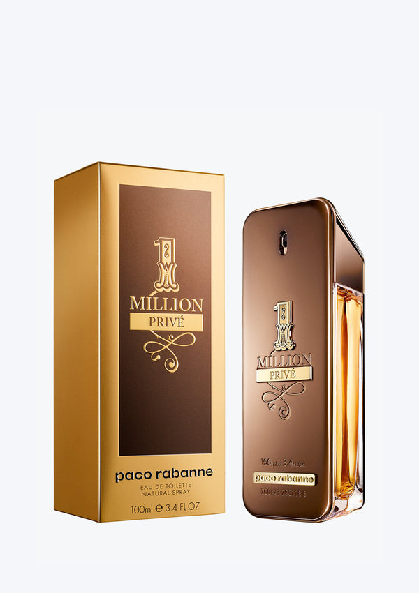 PACO RABANNE <br> 1 MILLION PRIVÉ [EDP]<br>(The fragrance for men) (4348155592839)