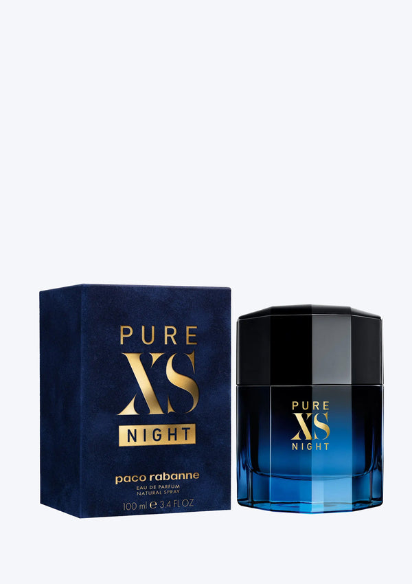 PACO RABANNE <br> PURE XS NIGHT FOR HIM 100ML <br>(Eau De Parfum 2019)