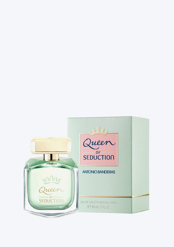 Antonio Banderas Queen Of Seduction EDT (For Women) - Paris France Beauty