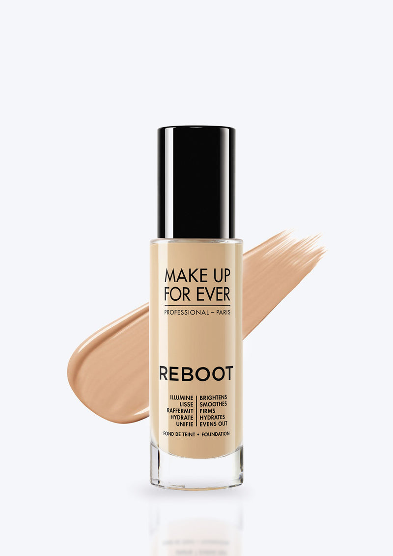 MAKE UP FOR EVER <br>REBOOT ACTIVE CARE-IN-FOUNDATION<br> (New Launch 2019) (4161524564103)