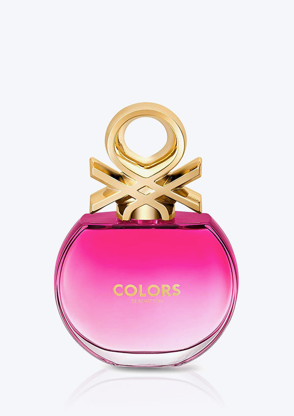 United Color Of Benetton Pink EDT For Her (New Arrival 2020)