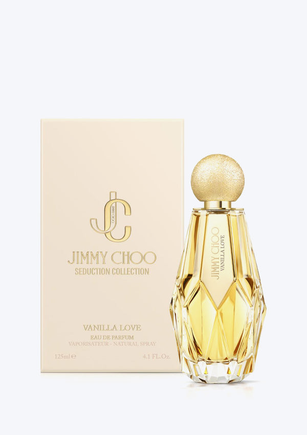 [NEW] Jimmy Choo Seduction Collection Vanilla Love EDP 125ml