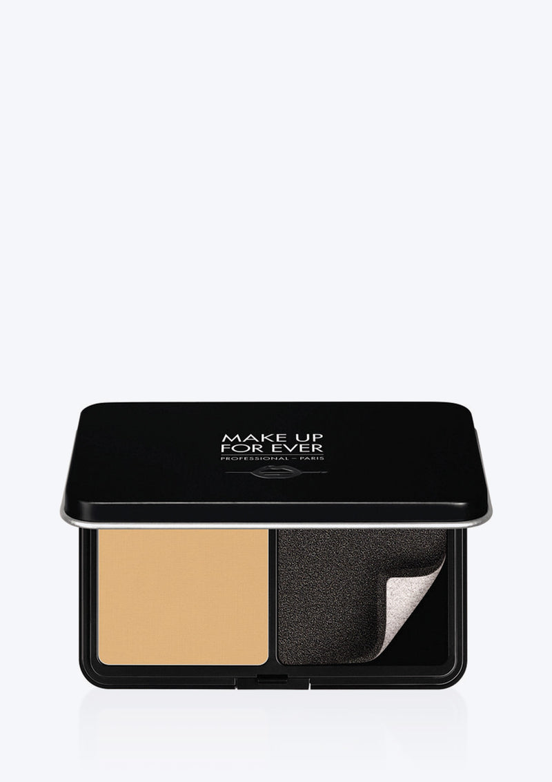 MAKE UP FOR EVER <br> MATTE VELVET SKIN <br> COMPACT FOUNDATION 11G