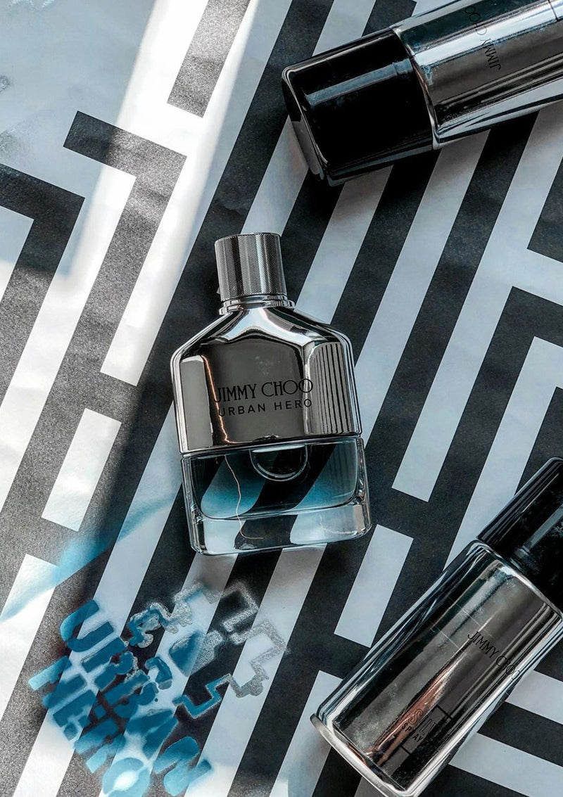 JIMMY CHOO<br>URBAN HERO<br>(Eau de Perfum for men)