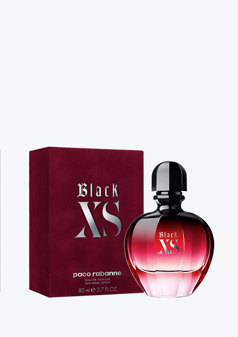 Paco Rabanner Black XS EDP For Her (Re-pack) (1500658106421)