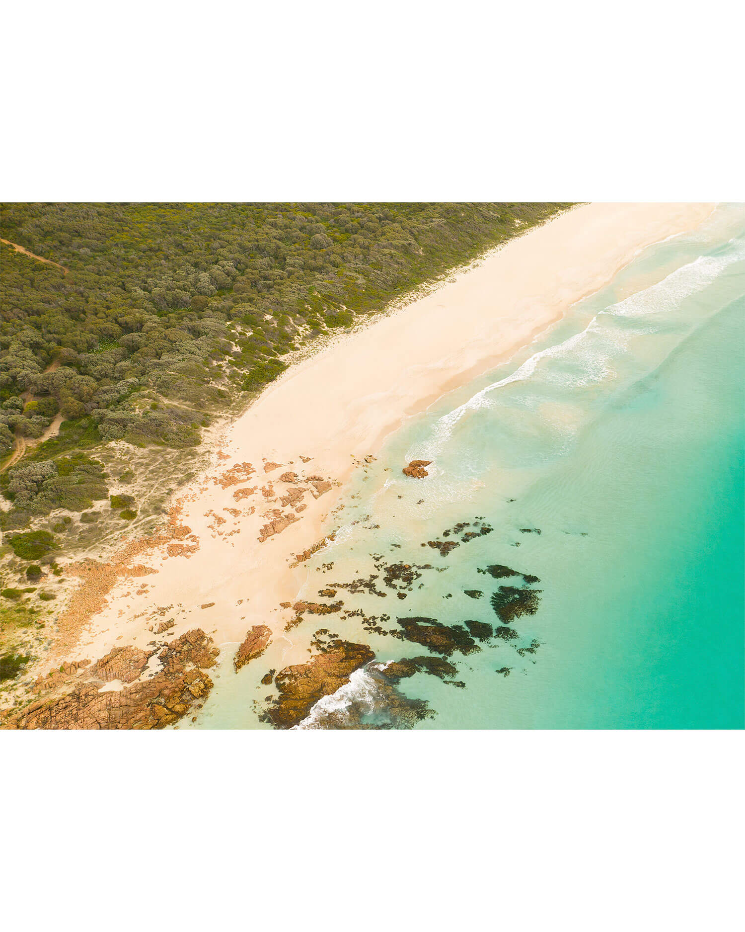 Azure Co - Landscape and Surf Photography, Bunker Bay Western Australia