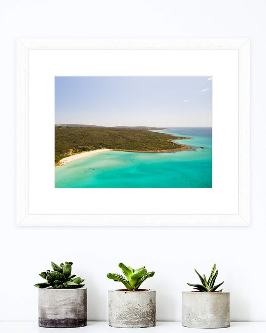 Azure Co Photography - Landscape Western Australia Meelup Photographic Print