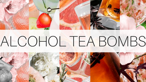 alcohol tea bombs