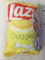 Lazy Dog Chips Toy