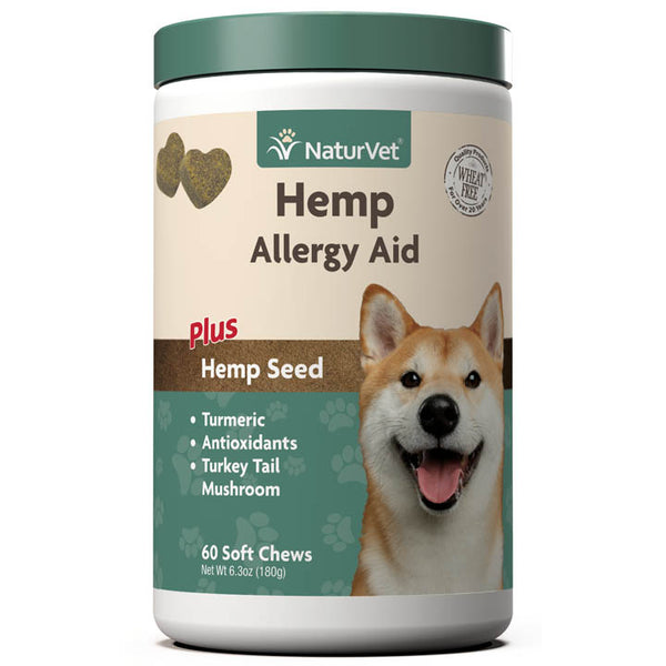 Hemp Allergy Aid